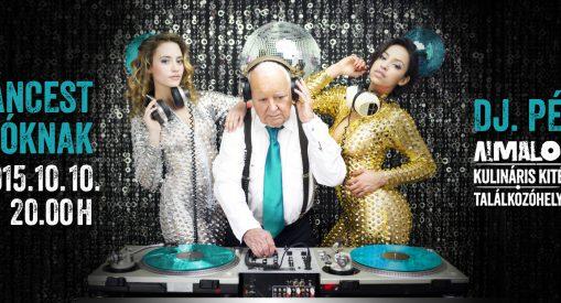 Dance with DJ Pékó