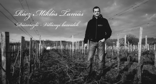 Dine with the winemaker – Tamás Miklós Rácz!