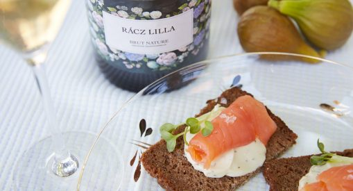 Dine with the winemaker – Lilla Rácz